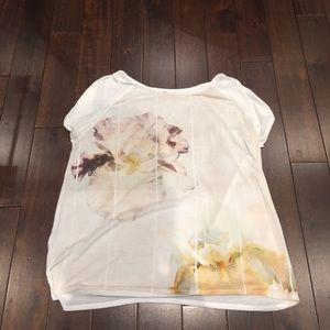 Floral Zara t-shirt